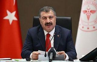 Sağlık Bakanı Fahrettin Koca'dan HDP ve TİP'e...