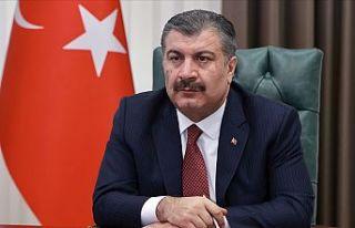 Sağlık Bakanı Koca: BioNTech Türkiye'ye ayırdığı...