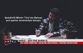Şemdinlili Mümin Töre'nin (Babuş) yeni şarkısı...