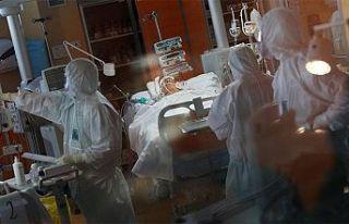 Son 24 saatte korona virüsten 176 kişi hayatını...