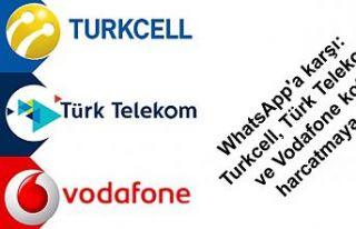 WhatsApp'a karşı: Turkcell, Türk Telekom ve...