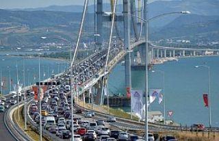 Yeni yıl köprü ve otoyollara zamla başladı