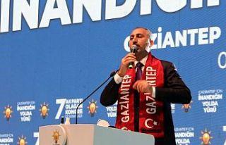 Adalet Bakanı Gül: Yeni ve sivil bir anayasayı...