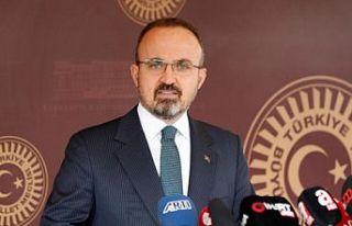 AK Partili Turan: HDP fezlekeleri geldiğinde gereğini...