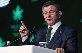 Davutoğlu'ndan HDP açıklaması: Partilerin...