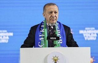 Erdoğan'dan Garê açıklaması: Kardeşlerimizi...