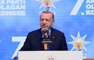 Erdoğan'dan Kılıçdaroğlu'na: Terbiyesiz...