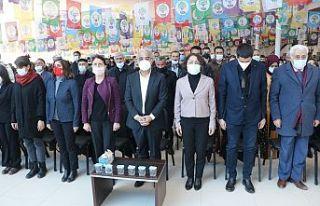 HDP Hakkari 3. olağan kongresi yapıldı