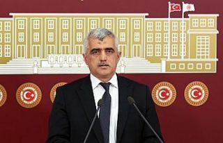 HDP'li Ömer Faruk Gergerlioğlu'nun hapis...