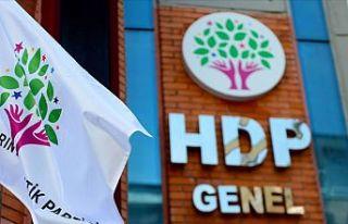 HDP'yi Meclis dışı bırakma formülü: Kapatma...