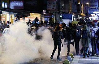 Kadıköy'deki Boğaziçi eylemine katılan 4...