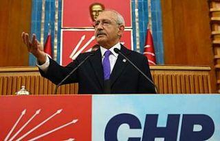 Kılıçdaroğlu: 'Ben başkomutanım' diye...