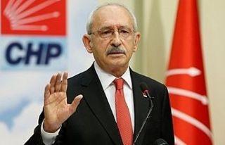 Kılıçdaroğlu'ndan AB büyükelçilerine mektup:...