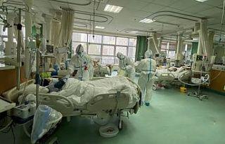 Korona virüsü salgını: Türkiye'de 113 kişi...