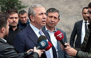 Mansur Yavaş'tan Melih Bulu'ya istifa çağrısı