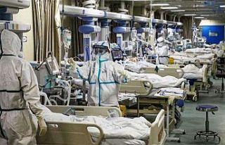 Sağlık Bakanlığı: Covid-19'dan 74 kişi...