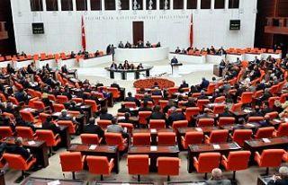 AİHM kararları için Meclis'te genel görüşme...