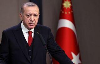 Erdoğan'dan 8 Mart mesajı: Ailenin kutsiyetini...