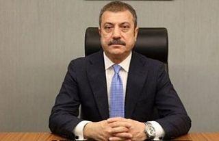 Merkez Bankası Başkanı Kavcıoğlu'ndan 'faizi...