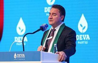 Ali Babacan: Acil destek paketi açıklanmalı
