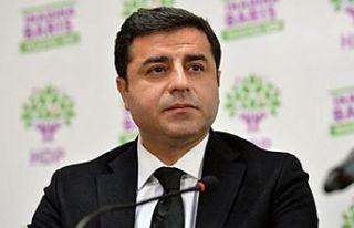 Demirtaş Reuters'a konuştu: MHP AK Parti'den...