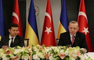 Erdoğan: İşbirliğimiz hiçbir surette üçüncü...