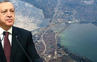 Erdoğan: Kanal İstanbul'un temelini yazın...