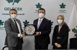 İmamoğlu'ndan Kanal İstanbul açıklaması:...