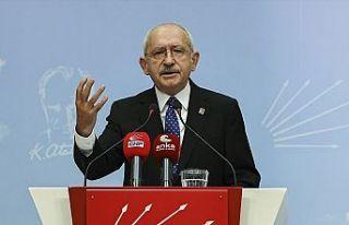 Kılıçdaroğlu: Kabahat bizde, vatandaş tabii oy...