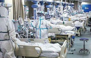 Korona virüsü salgını: 289 kişi daha öldü,...