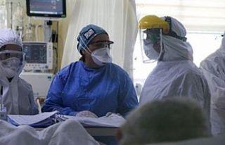 Türkiye'de korona virüsü nedeniyle 248 kişi...
