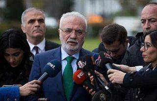 AK Partili Elitaş'tan kongre açıklaması:...