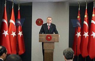 Cumhurbaşkanı Erdoğan yeni normalleşme tedbirlerini...
