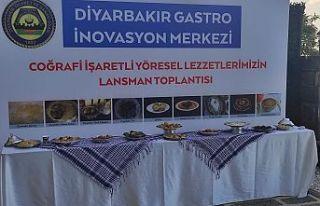 Diyarbakır'ın coğrafi işaretli 9 yemeği...