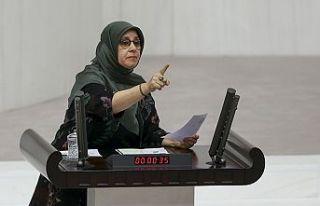 HDP'li Hüda Kaya: Cumhurbaşkanı bizi tehdit...