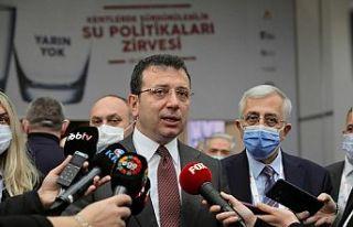 İmamoğlu'na HDP'ye ziyaret soruşturması