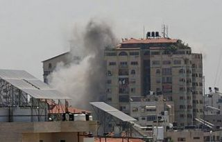 İsrail'in Gazze'ye saldırısında aynı...