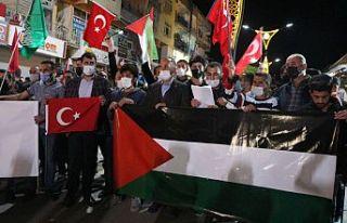 İsrail'in Mescid-i Aksa'ya ve Filistin'e...