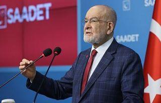Karamollaoğlu: Abdullah Gül'ün adaylığı...