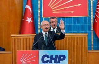 Kılıçdaroğlu: Cumhur İttifakı'nın üçüncü...