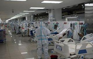 Korona virüsü kaynaklı can kaybı 47 bini buldu