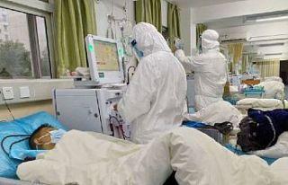 Korona virüsü salgını: Türkiye'de 164 kişi...