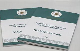 OHAL Komisyonu verileri açıkladı: Başvuruların...