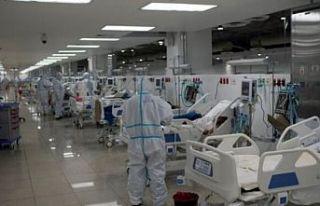 Salgında son durum: 10 bin 512 yeni vaka, 223 ölüm