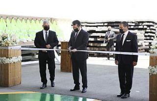 MED STEEL Demir Fabrikası Mesrur Barzani'nin...