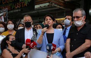 Buldan'dan Erdoğan'a: Bu katliamın gerçekleşeceğini...