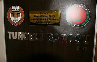 Dersim Barosu'ndan Ezgi Mola'ya destek:...