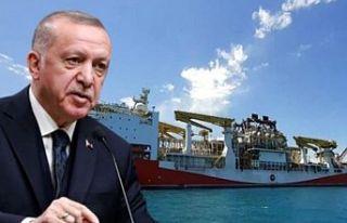 Erdoğan: 135 milyar metreküplük yeni bir doğal...