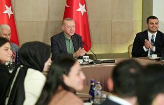 Erdoğan: Yeni bir moda başladı, 30 yaşından önce...