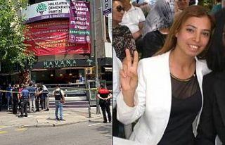 HDP İzmir il binasına saldırı: Parti üyesi Deniz...